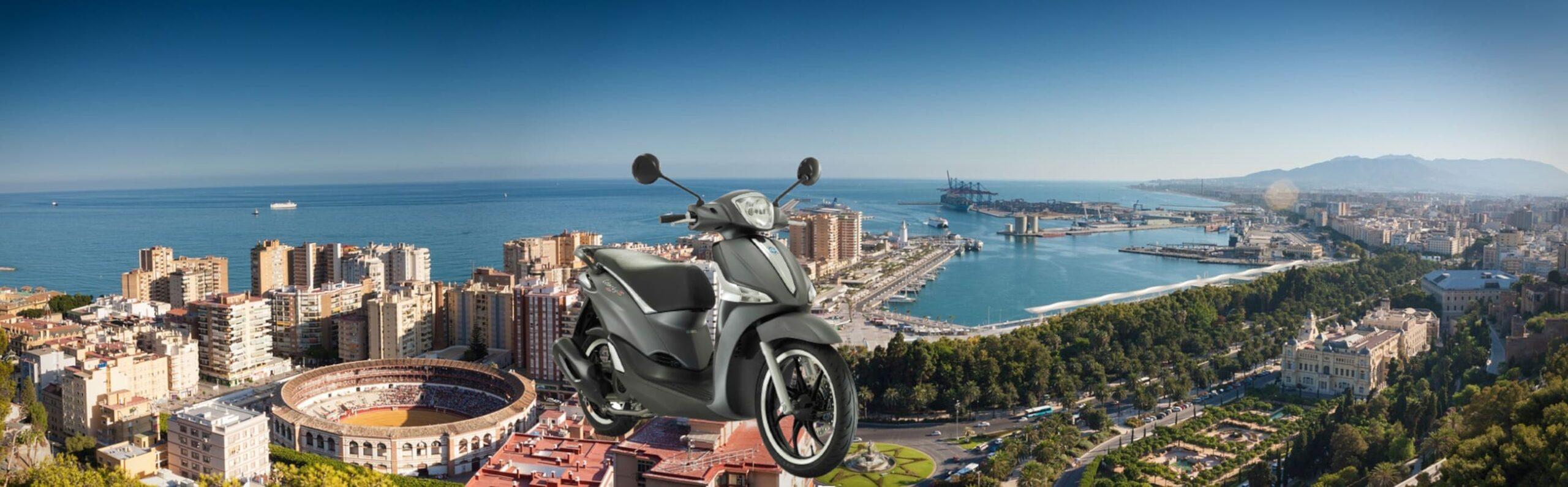 Scooter Rental Málaga